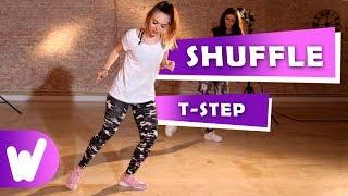 Paso básico de SHUFFLE | T-Step
