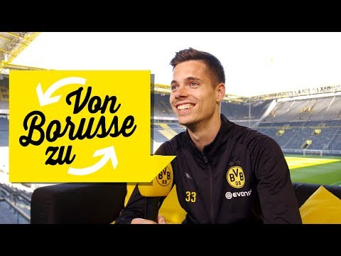 Would you get a Witsel haircut? | Your 09 Questions for Julian Weigl