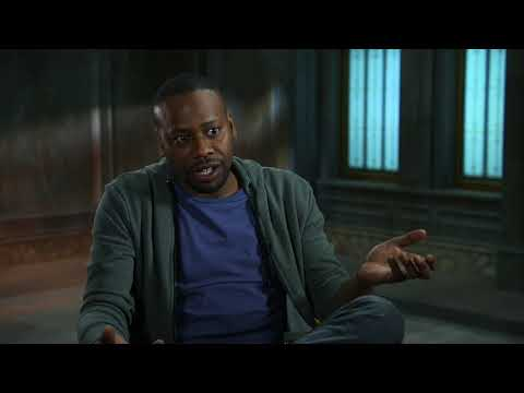 Timeless - Season 2 Premiere || Malcolm Barrett  Soundbites || SocialNews.XYZ
