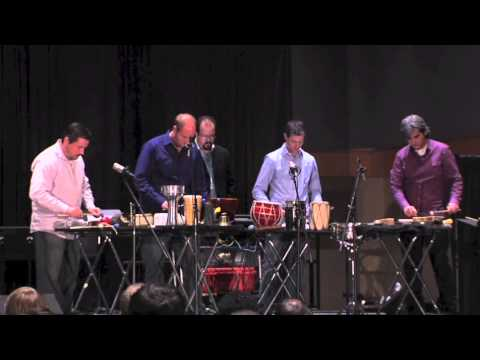 Akros Percussion Collective: Mutatis Mutandis by Herbert Brün