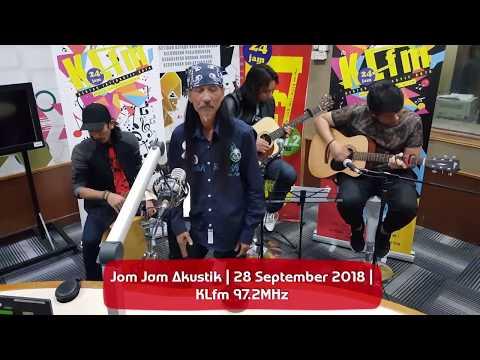 Kain Cinta Putih - Nik Putra | Jom Jam Akustik | 28 September 2018