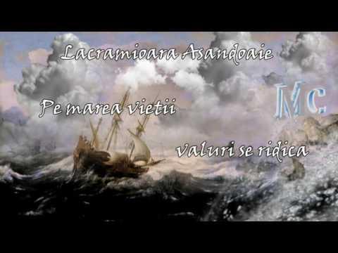 Lacramioara Asandoaie - Pe marea vietii valuri se ridica