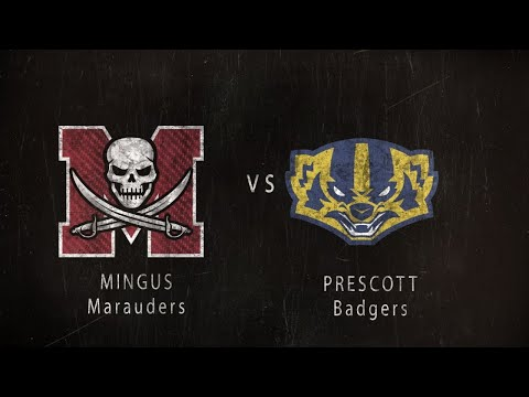 Mingus Girls and Boys Varsity Basketball vs Prescott Jan 24th 2020