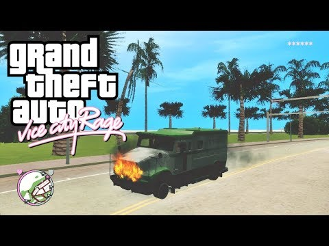 Grand Theft Auto 4: Vice City RAGE - Inception (Gameplay)