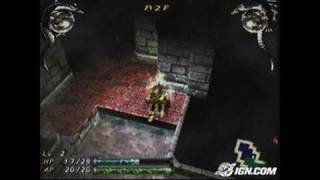 The Nightmare of Druaga: Fushigino Dungeon PlayStation 2