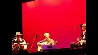 """Solid Gone"" Doc Watson 2011-10-15 Asheville NC"