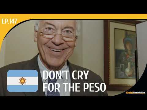 Steve Hanke | Don't Cry For The Peso, Argentina