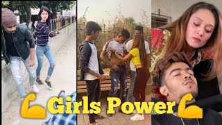 Specially for girls || Respect girls and women🙏|| Women's Power tik tok video..||