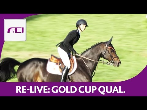 Re-Live | New York | Longines FEI World Cup™ Jumping 2016/17 NAL | American Gold Cup Qualifier