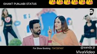 Facebook Wali | New WhatsApp status video song | Avtar Deepak - Latest punjabi song 2018