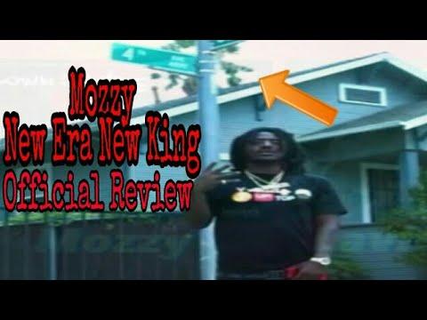 Mozzy New Era New King Review - Cbo & Brotha lynch Hung Diss | DocHicksTv