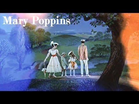 Mary Poppins 1964 - Film Musical Réalisé Par Robert Stevenson