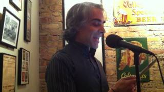 Rajan Khanna reads at Tuesday Funk #48