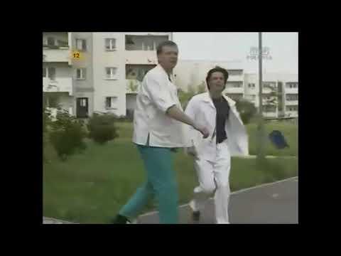 Matki Żony i Kochanki  Polonezy Cargo Ambulansy , scena z serialu.