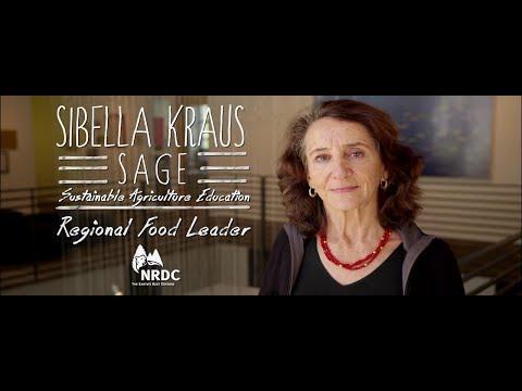 Sibella Kraus: 2014 Growing Green Award Regional Food Leader