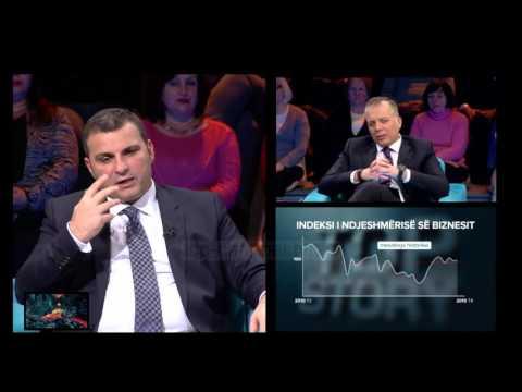 Top Story, 29 Shkurt 2016, Pjesa 2 - Top Channel Albania - Political Talk Show