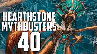 Hearthstone Mythbusters 40