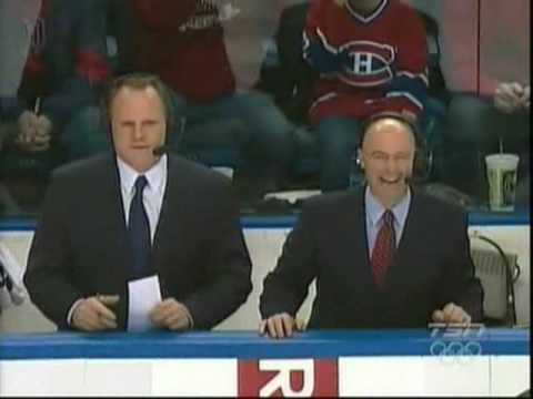 Pierre McGuire Creeps out Rob Ray