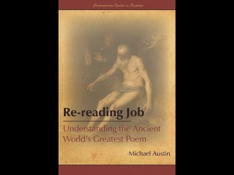 "AuthorCast #02 - Author reading of ""Re-reading Job: Understanding the Ancient World's Greatest Poem"""