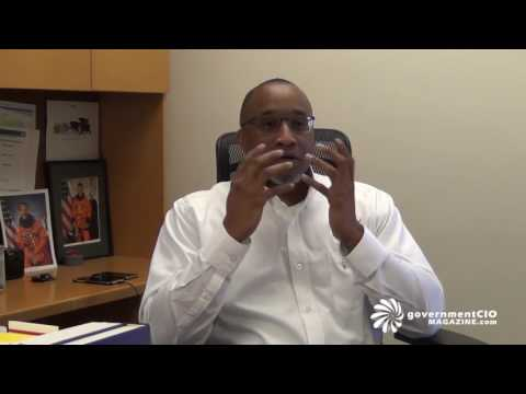 Interview with Jerry Davis, Chief Information Officer, AMES Research Center, NASA
