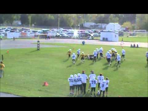 Wyatt Williams Gooding Middle School Football