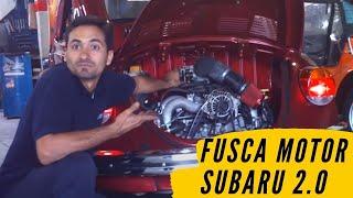 Fusca Motor Subaru