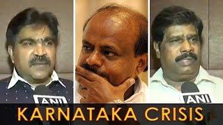 Karnataka: Two independent MLAs withdraw support to Kumaraswamy's JDS-Congress govt