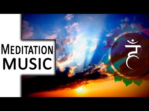 Pure Clean Positive Vibration, Meditation Music, Healing Music, Clearing Subconscious Negativity