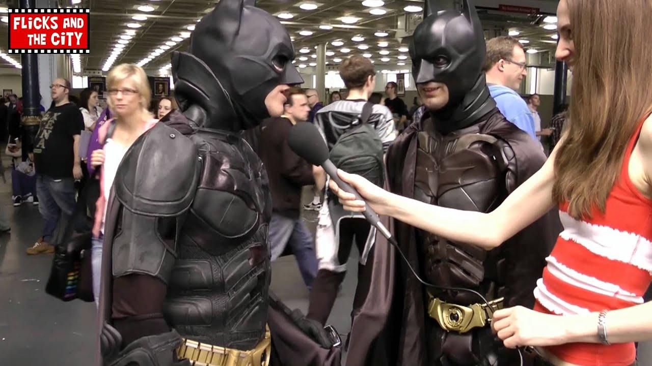 YouTube Premium & Batman Dark Knight Cosplay Face-Off - YouTube