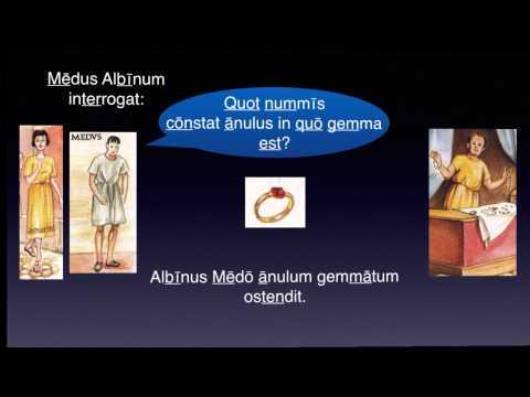 Lingua Latina Per Se Illustrata Cap.22 Cave Canem from YouTube · Duration:  10 minutes 29 seconds