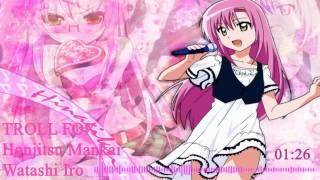 「Nightcore」-Honjitsu Mankai Watashi Iro-Itou Shizuka