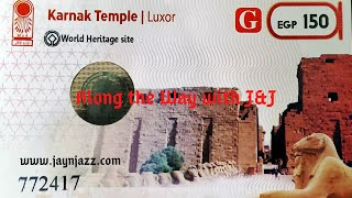 Karnak Temple Luxor Egypt - 2019 - Travel Blog - Ancient Egypt 🇪🇬