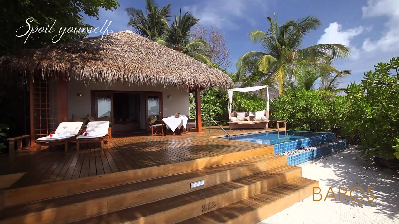 Best of maldives luxury resorts baros maldives maldives for Luxury resorts