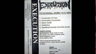 Execution - Sacrificial Suicide (instrumental Deicide-cover)