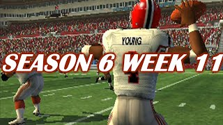 NOT THE START WE WANTED - MADDEN 2007 FALCONS FRANCHISE VS BUCS - s6w11