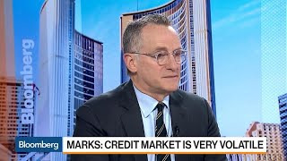 Oaktree's Howard Marks Says Credit Market Is Very Volatile