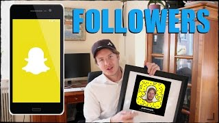 How To Get More Snapchat Followers With Emails 2017