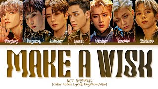 Download Lagu NCT U Make A Wish (Birthday Song) Lyrics (Color Coded Lyrics) mp3