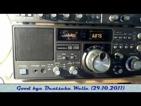 Deutsche Welle letzte Sendung 29.10.2011 Abschaltung