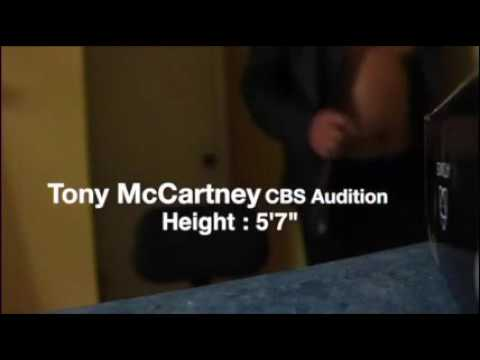 CBS audition tape