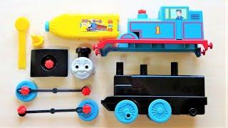 Thomas & Friends きかんしゃトーマス くみたてファクトリー thumbnail