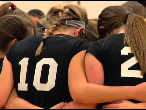 Bushland Middle School volleyball coach plays student with Down syndrome in last home game