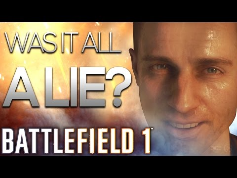 BLACKBURN LIES? - BATTLEFIELD 1 GAMEPLAY -...