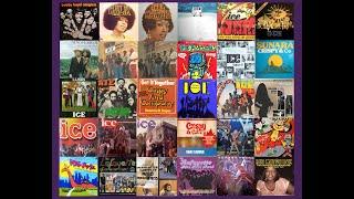 Ice,Lafayette Afro Rock Band, Crispy & Co Mix Non Stop By Soul'VenirS .wmv