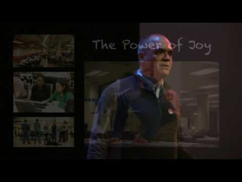 You Need to Foster the Power of Joy | James Goebel | TEDxTraverseCity