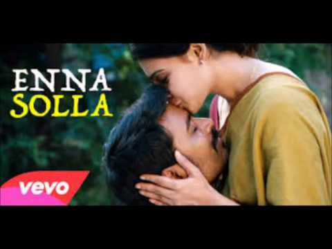 enna solla lyrics in tamil and english