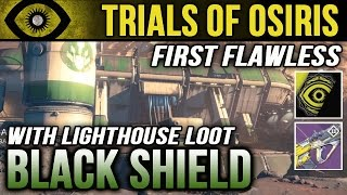 Destiny Trials of Osiris Flawless Victory: Carried to the Lighthouse Loot