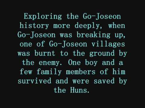 Korean History, The Origin of Hungary and Turkey, Dangun Joseon, Asadal Culture
