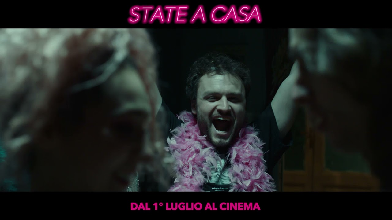Movie of the Day: State a casa/Stay at home (2021) by Roan Johnson