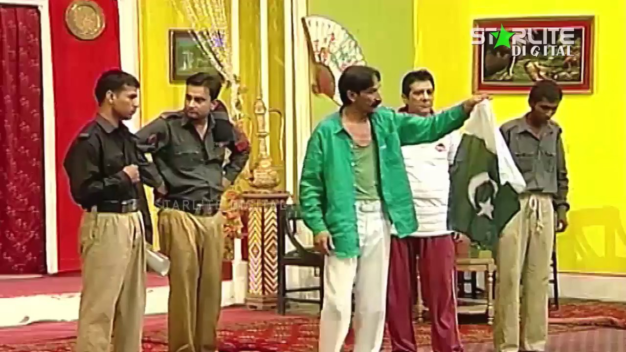 Best Of Iftikhar Thakur and Sardar Kamal New Pakistani Stage Drama Full Comedy Funny Clip | Pk Mast